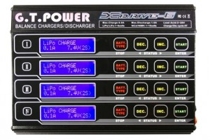 X-Drive 6GT power - zoom